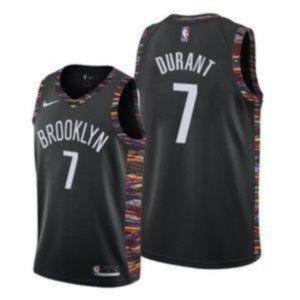 NBA Brooklyn Nets Kevin Durant City #7 Jersey